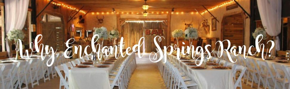 Weddings at Enchanted Springs Ranch