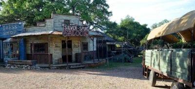 Wagon Rides at Enchanted Springs Ranch