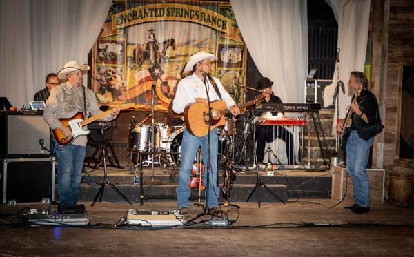 Texas Country Western Band at Enchanted Springs Ranch