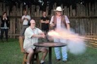 Six Gun Fast Draw Team Building Activity