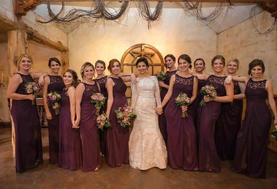 Rustic Indoor Chapel Wedding at Enchanted Springs Ranch