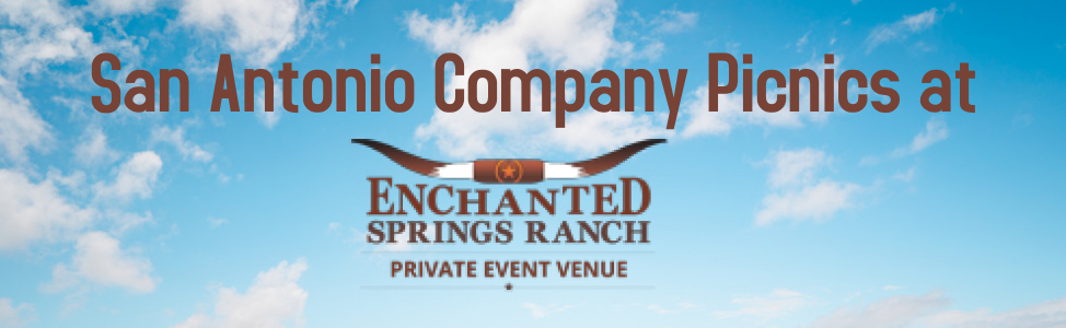 Host your next company event at Enchanted Springs Ranch!