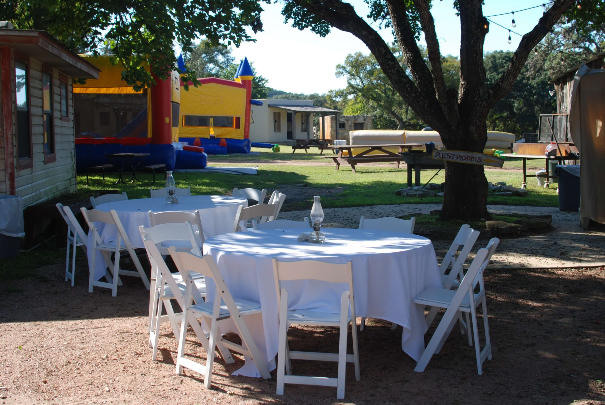 Company Picnics at Enchanted Springs Ranch-Outdoor Space