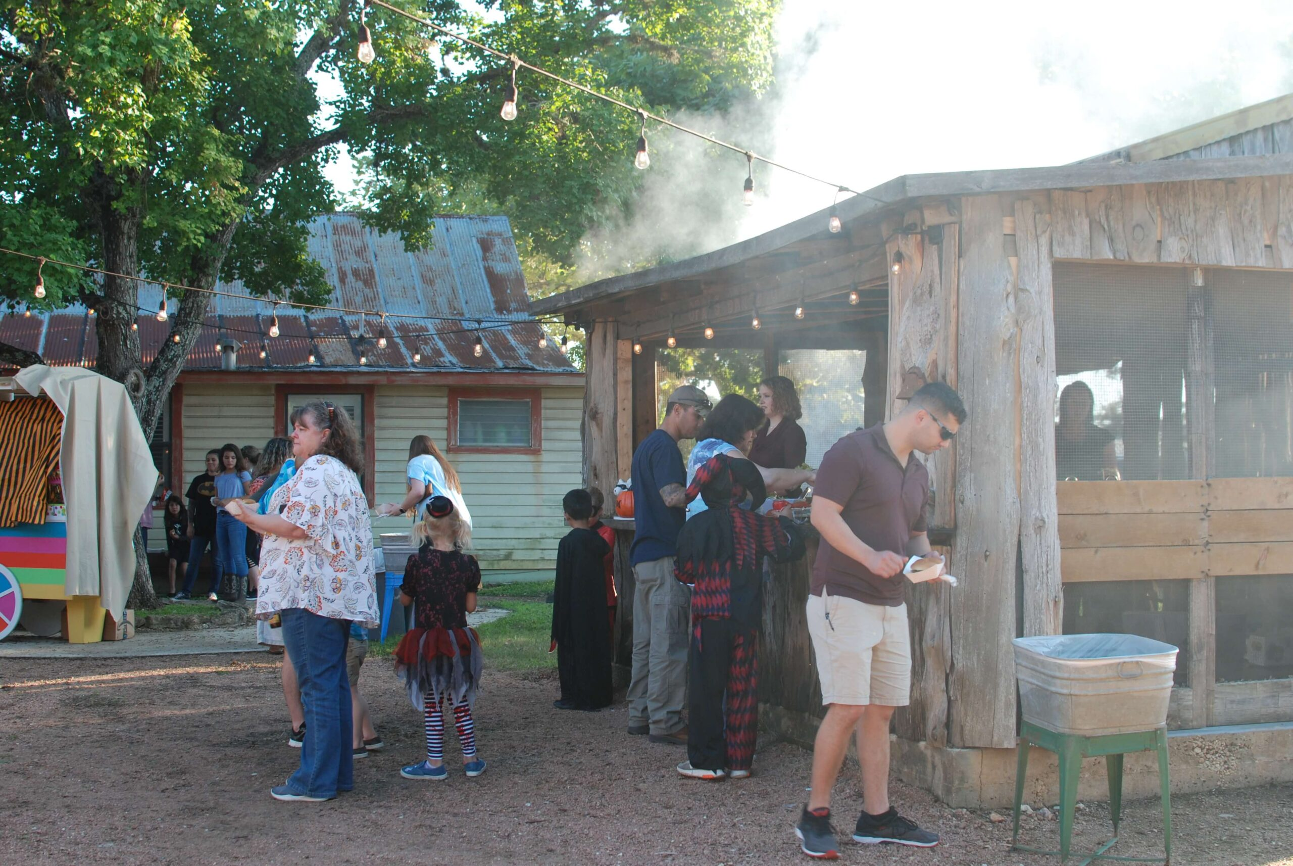 Company Picnics at Enchanted Springs Ranch- BBQ Dinner