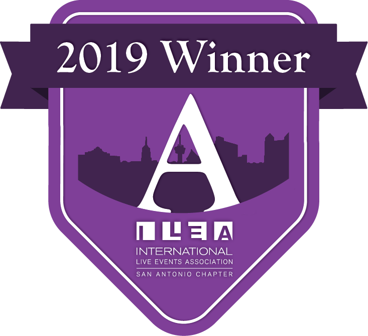 2019 Winner of International Live Events Association Antonian Award