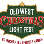 Home of Old West Christmas Light Fest at Enchanted Springs Ranch