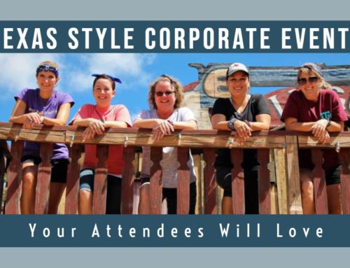 True Texas Corporate Event Venue