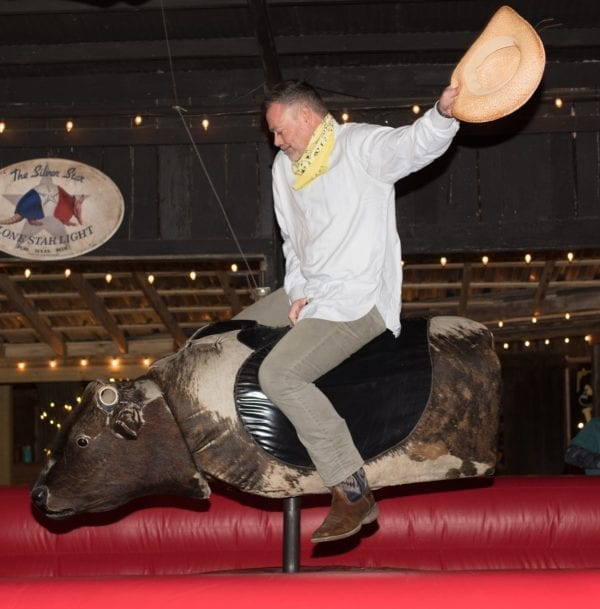 Let your guests get the True Texas experience through mechanical bull rides.